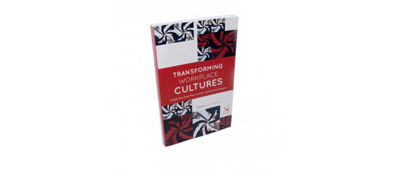 "Livre ""Transforming Workplace Cultures"""